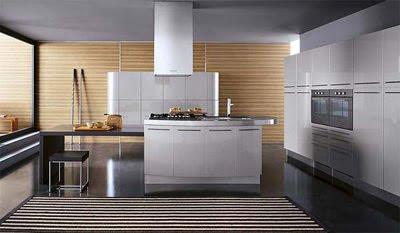 Venere Curved and Modern Kitchens Design