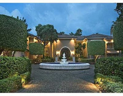 Shaquille O'Neal's House in Miami