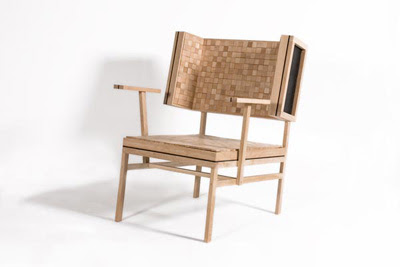 Soft Oak Furniture Chair Design