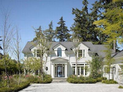 Winter Beach Residence Design