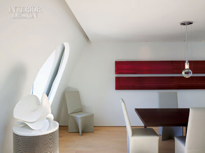 Contemporary Apartmant Design in Brussels