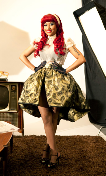 PICTURE THIS: Nicki Minaj's Promo Pictures For The 2010 ...