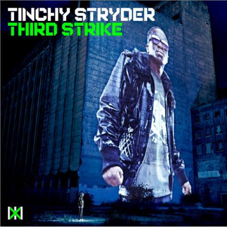 Tinchy Stryder – Third Strike [Album Download]