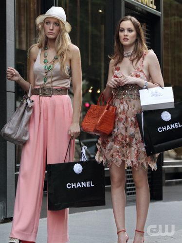 Myc News How To Dress Like Blair Waldorf