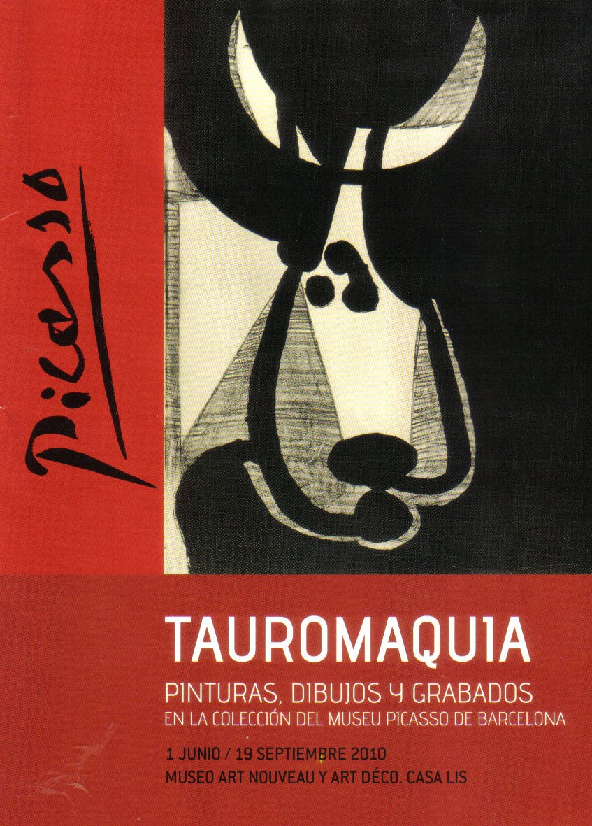 picasso, tauromaquia