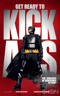 Kick-Ass, de Matthew Vaughn