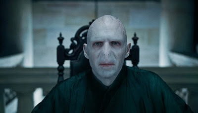 Lord Voldemort em Harry Potter e As Relíquias da Morte - parte 1