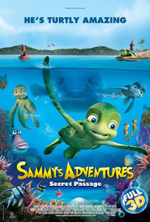 As Aventuras de Sammy, de Ben Stassen