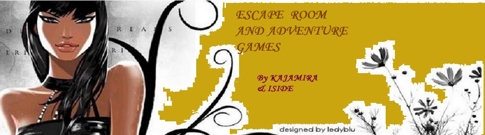 ESCAPE ROOM AND ADVENTURE GAMES