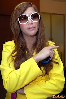 Maia Estiyanti, duo maia mantan janda Ahmad Dhani