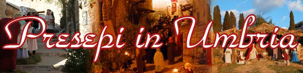 Presepi in Umbria