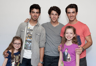 jonas brothers meet and greet tickets 2010