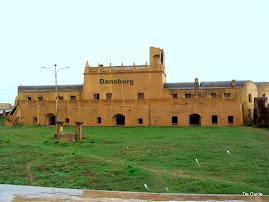 Dansborg Fort