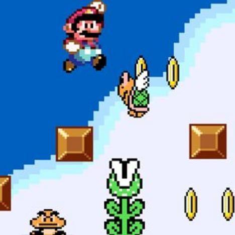 mario super flash games