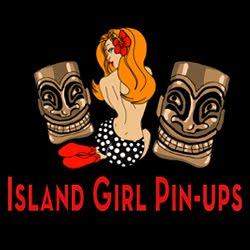 Island Girl Pinups
