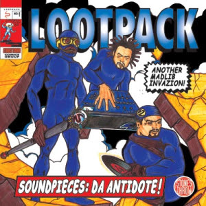 Lootpack - Whenimondamic