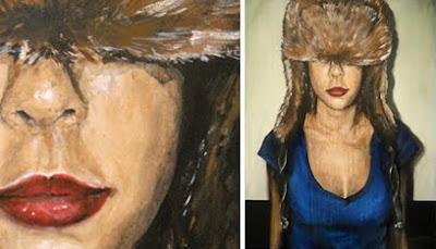 Claire leina blog fred calmets for Artiste peintre poitiers