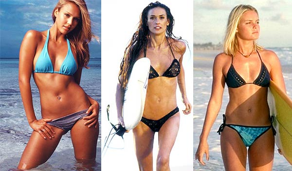Hollywood Bikini Babes Pics