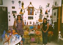 El Nahual en El Dia de los Muertos