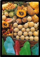 Fruit Stall at the Benito Juarez Market