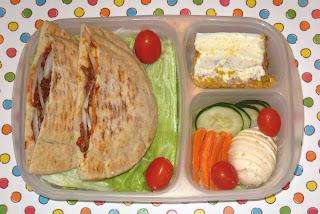 Sloppy Joe Bento Easy Lunchboxes