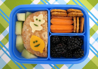 Fall Leaf Bento Paperchase Alien Bento Box