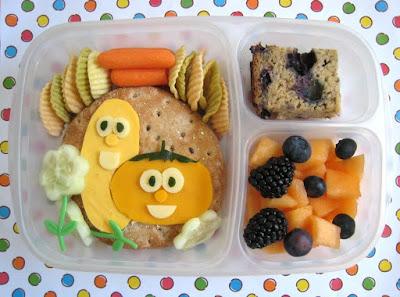 VeggieTales Bento Veggie Tales EasyLunchboxes