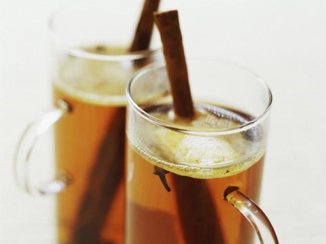 Hot Buttered Rum Cider