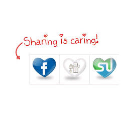 'Sharing is Caring' in Blogging