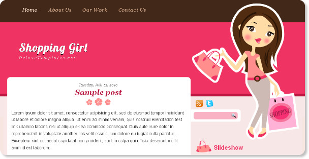 Best Mommy Blogger Templates