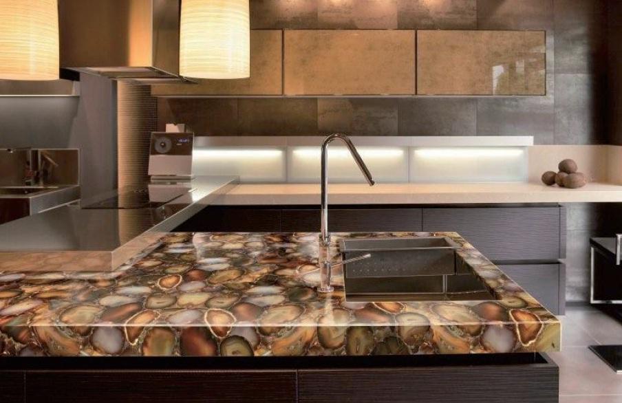 Piedras semipreciosas para acabados en lima todo acabados for Enchapes de cocina