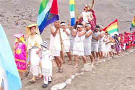 FOTOS INTI RAYMI 2009 EN LA HUACA FORTALEZA DE CAMPOY