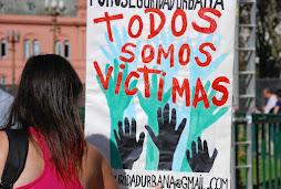 Marcha en Plaza de Mayo el 18 de Marzo 09 por la Vida.