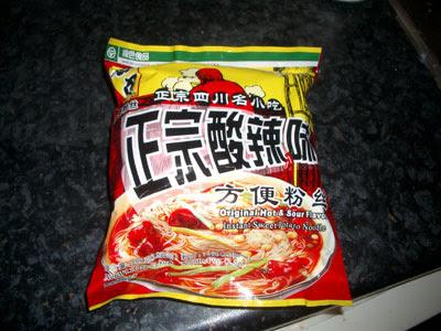 Original Hot & Sour Flavour Instant Vermicelli