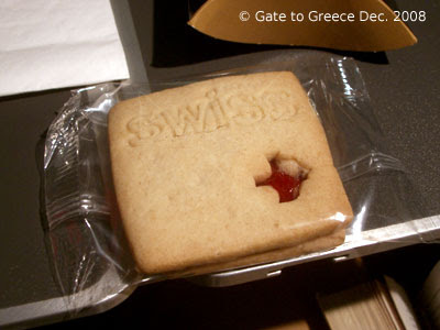 Swiss biscuit