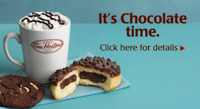 Calories In Tim Hortons Hot Chocolate Small