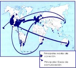 Principales redes de Internet Mundial