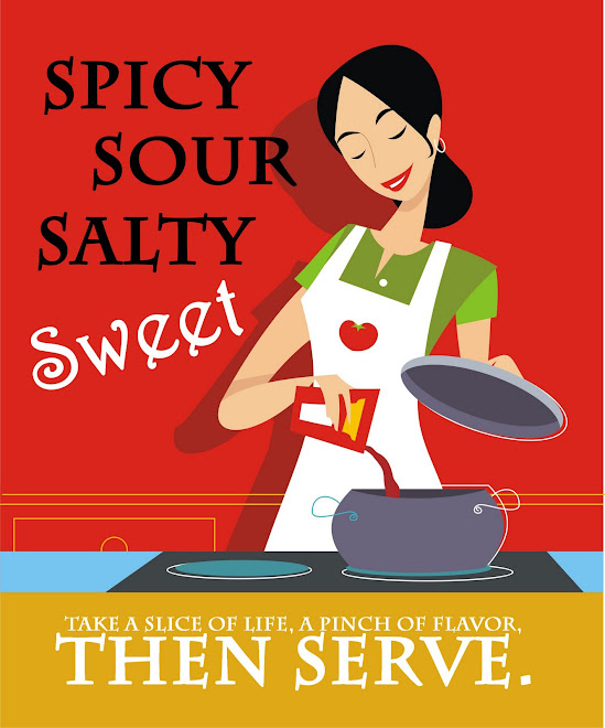 Spicy Sour Salty Sweet