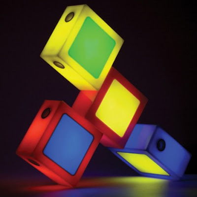 TwistTogether Lamps