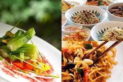 อาหารในเทศกาลกินเจ