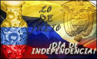 20 de julio independencia de colombia: