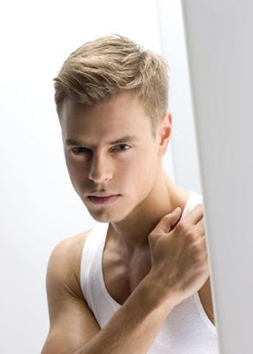belleza masculina hombre metrosexual