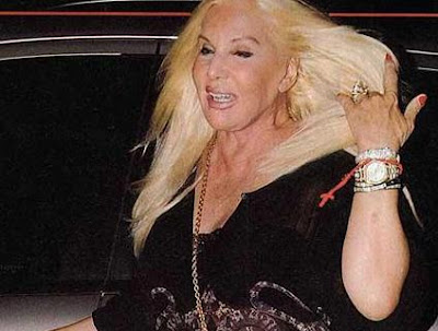 susana gimenez si maquillaje al natural sin photoshop famosas argentinas