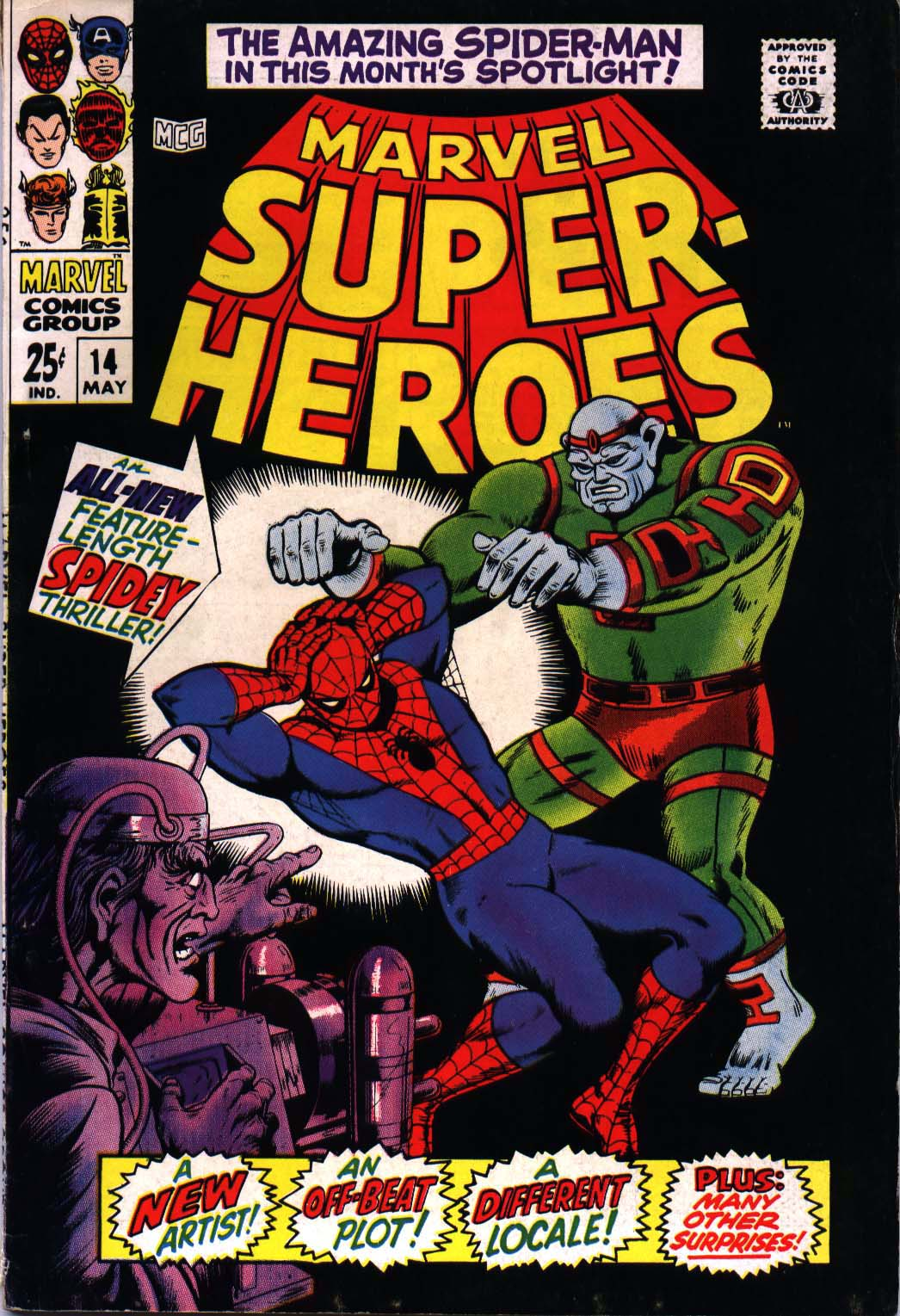 silver age comics november 2009