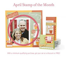 April Stamp of the Month