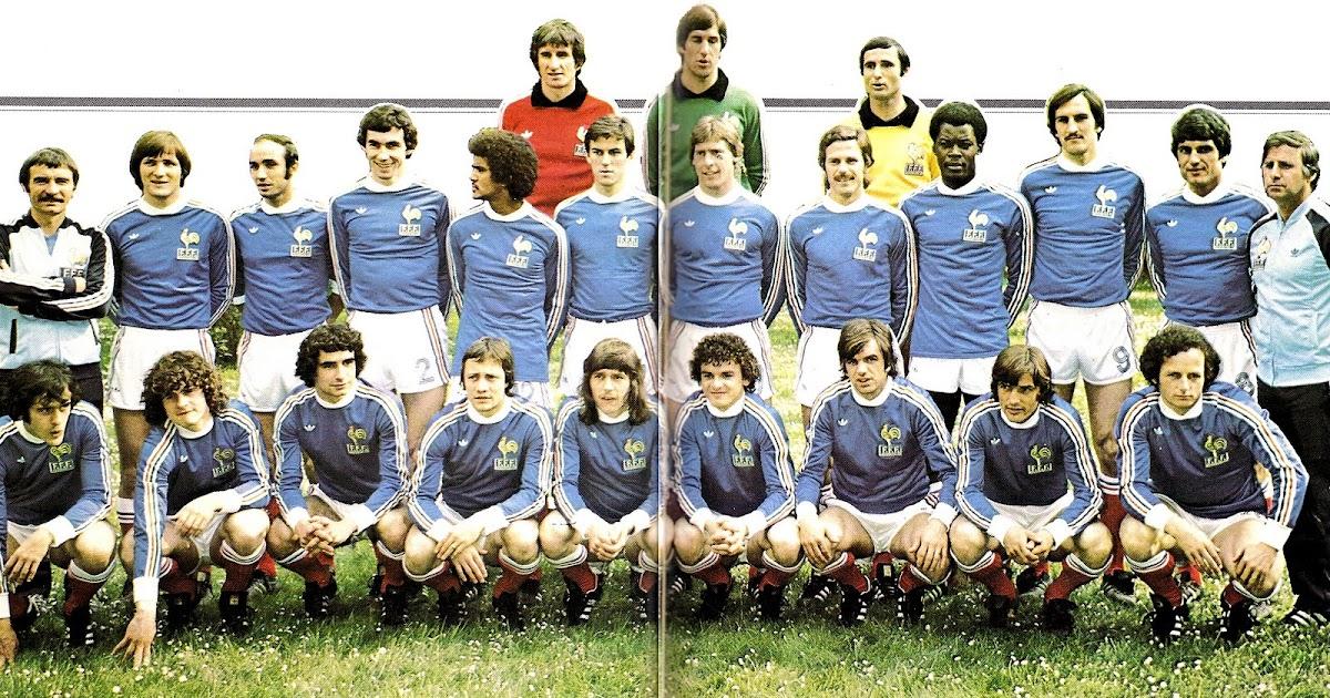 France 1978 les 22 pour l 39 argentine the vintage - Finale coupe du monde 1978 ...