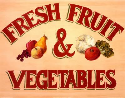 Lebihkan makan buah-buahan dan sayur-sayuran berbanding makanan yang ...