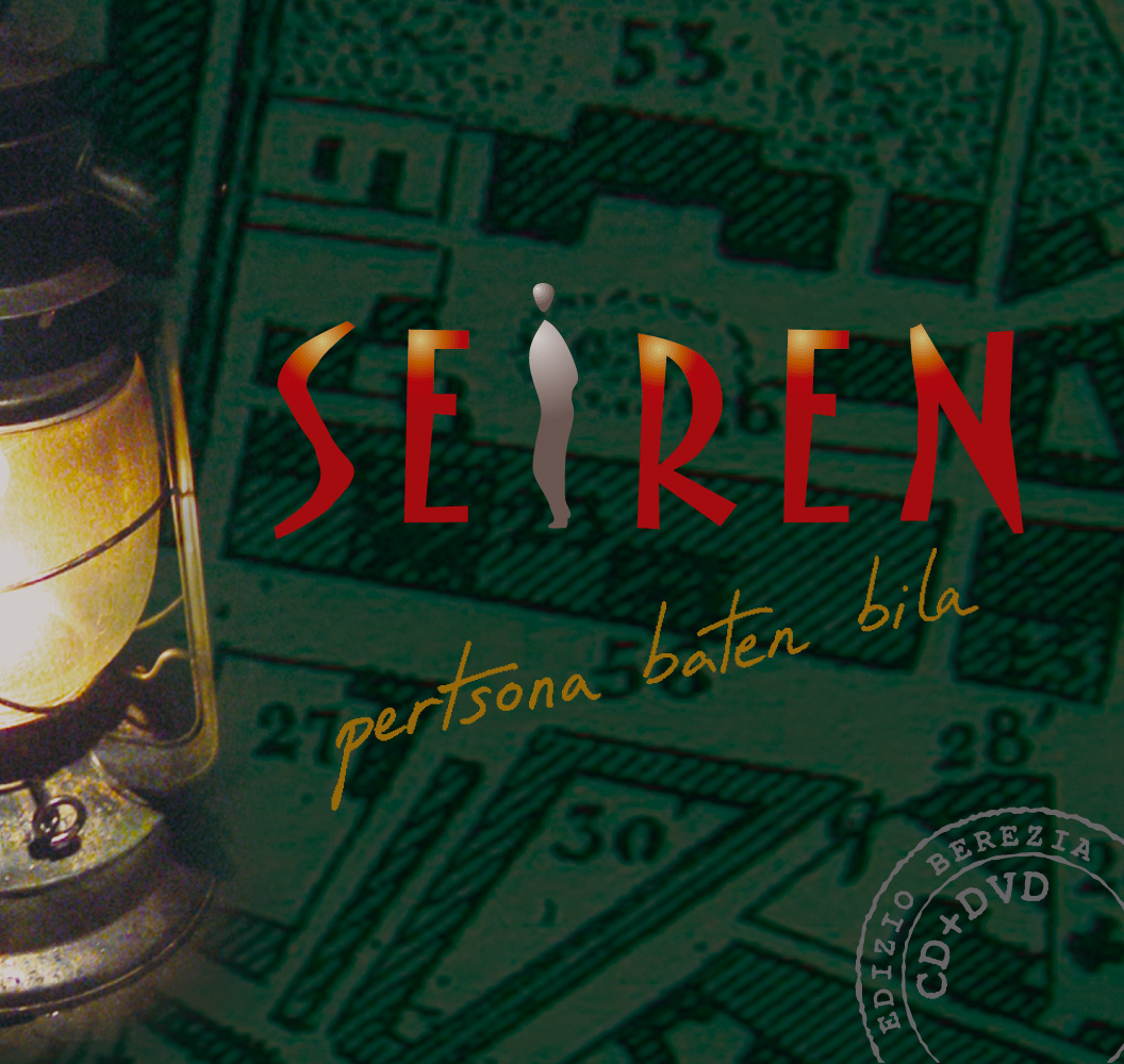 """SEIREN """"pertsona baten bila"""" ( edizio berezia CD + DVD ) ( edicion ..."""