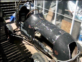 1951 KK Midget Race Car - A Look Inside A Restored Vintage Kurtis