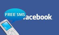 kirim sms menggunakan facebook